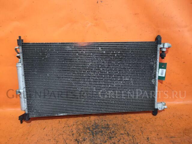 Радиатор кондиционера на Nissan Bluebird Sylphy G11, KG11, NG11 HR15DE, MR20DE