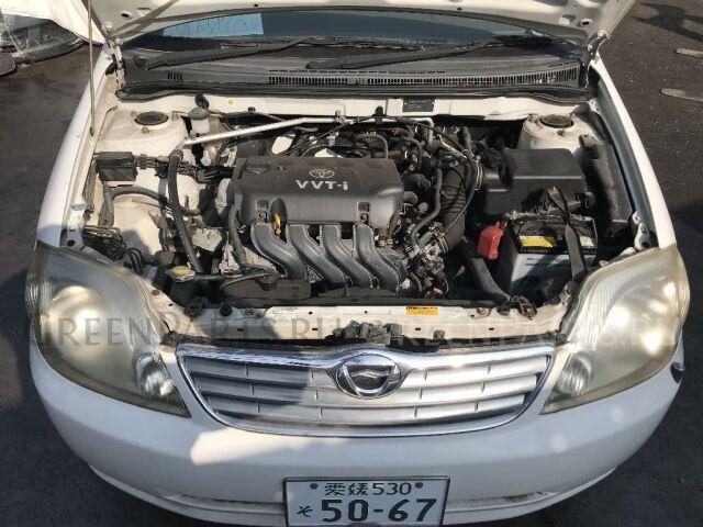 Коврик на Toyota Corolla NZE121