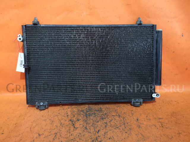 Радиатор кондиционера на Toyota Corolla Fielder ZZE123G 2ZZ-GE