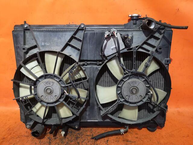 Радиатор двигателя на Toyota Harrier MCU10W 1MZ-FE