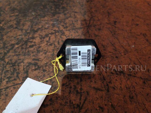 Регулятор скорости мотора отопителя на Nissan Cube BZ11 CR14DE