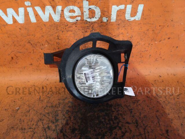 Туманка бамперная на Toyota Porte NNP10, NNP11, NNP15 42-34