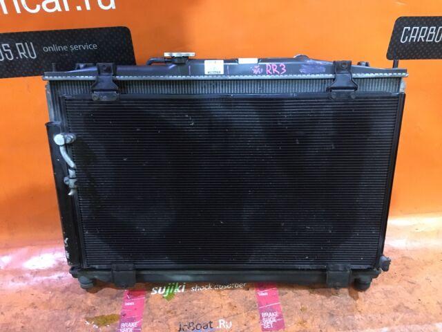 Радиатор двигателя на Honda Elysion RR3 J30A