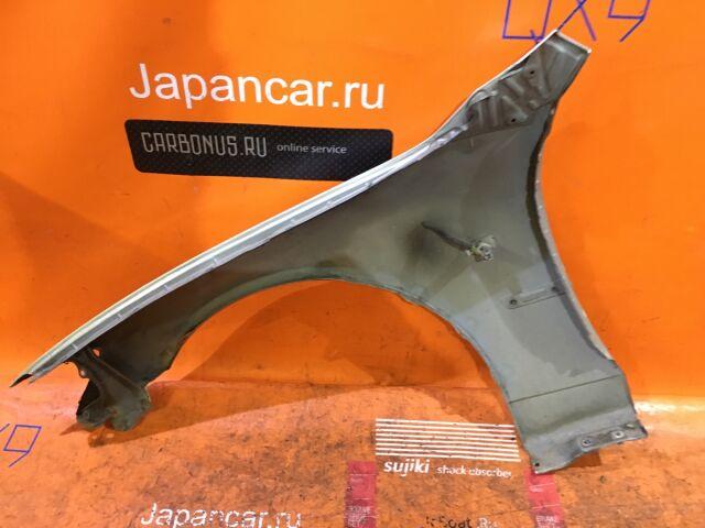 Крыло на Toyota Altezza SXE10