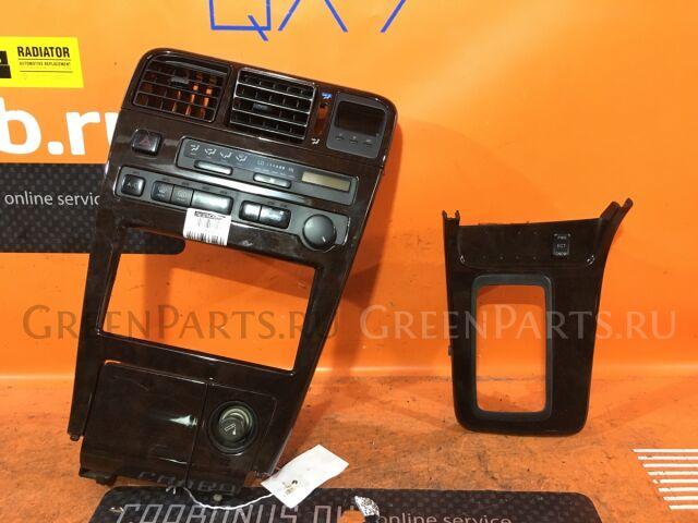 Консоль магнитофона на Toyota Mark II JZX90