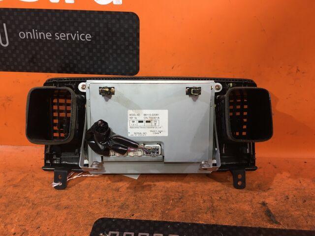 Монитор на Toyota Mark II JZX110