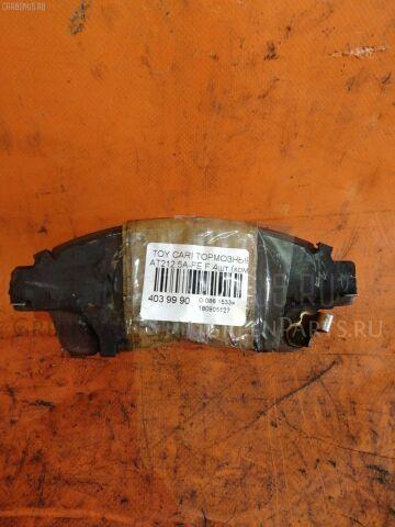 Тормозные колодки на Toyota Carina AT212 5A-FE