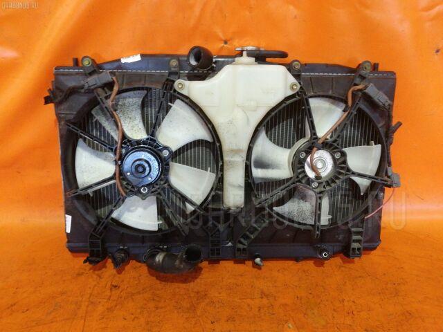 Радиатор двигателя на Honda Accord CL7 K20A