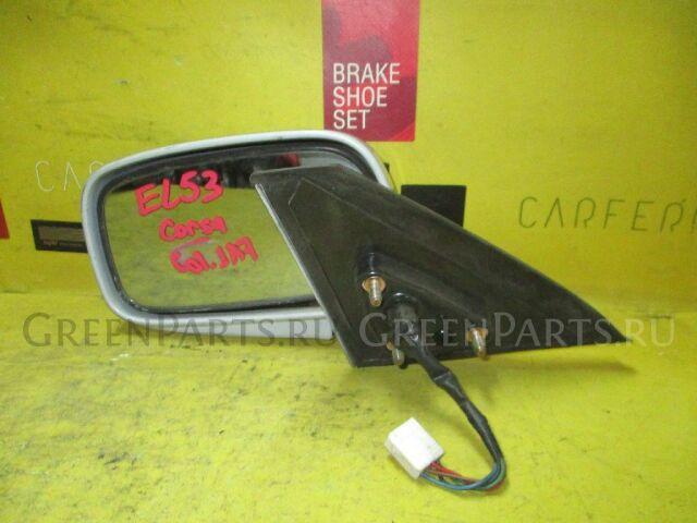 Зеркало двери боковой на Toyota Corsa EL53