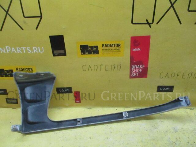 Планка передняя на Subaru Forester SG5