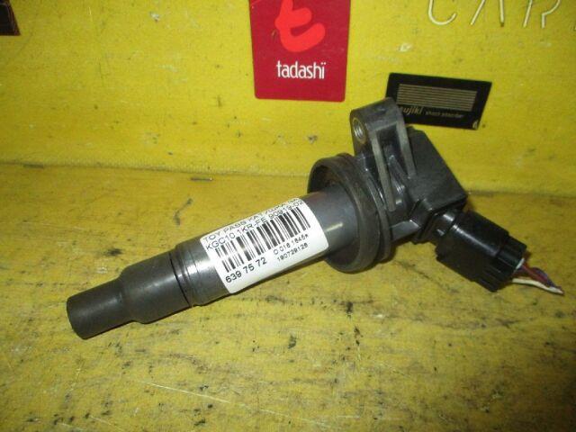 Катушка зажигания на Toyota Corolla Runx ZZE122, ZZE124 1ZZ-FE