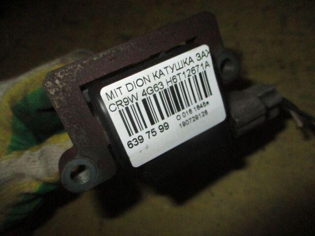 Катушка зажигания на Mitsubishi Galant EA3A, EC3A 4G64