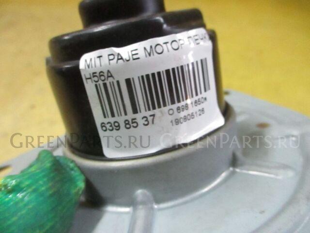 Мотор печки на Mitsubishi Pajero Mini H56A