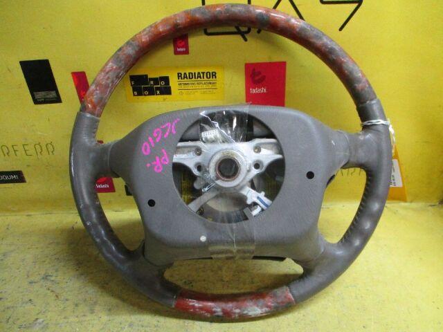 Руль на Toyota Progres JCG10