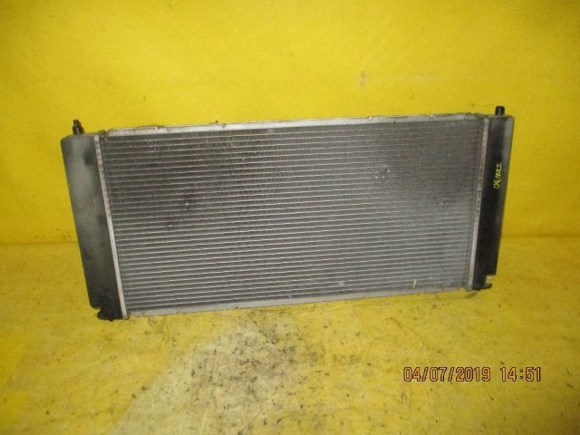 Радиатор двигателя на Toyota MR-S ZZW30 1ZZ-FE
