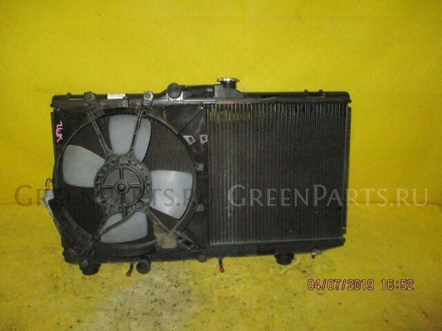 Радиатор двигателя на Toyota Corolla Wagon EE106V 2E