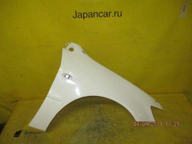 Крыло на Mitsubishi Lancer CS2A