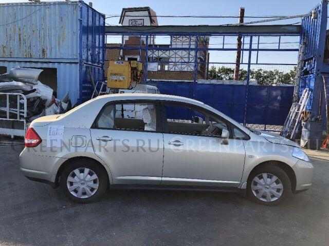 Шланг кондиционера на Nissan Tiida Latio SC11 HR15DE