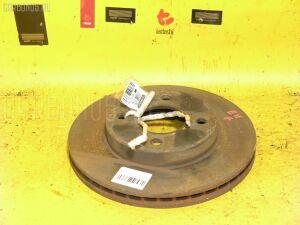 Тормозной диск на Nissan Note E11 HR15DE