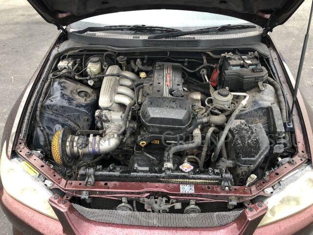 Защита двигателя на Toyota Altezza SXE10 3S-GE