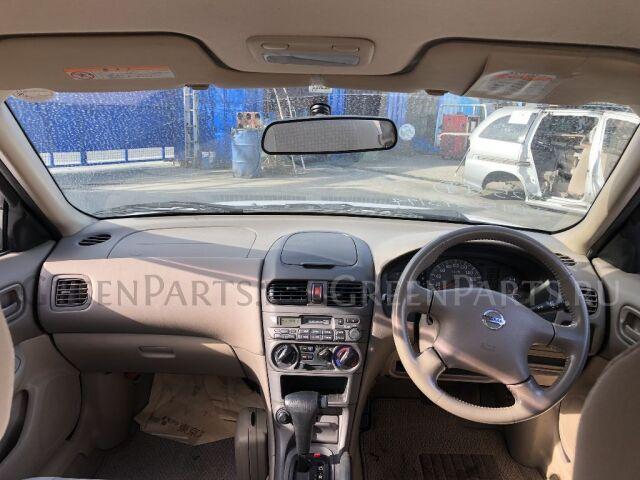 Тросик капота на Nissan Sunny FB15