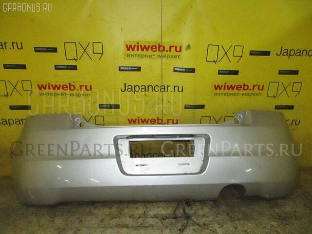 Бампер на Suzuki Swift ZC71S