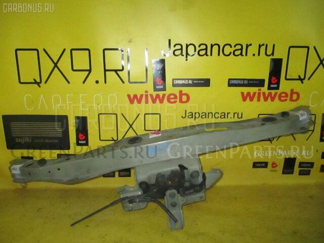 Планка телевизора на Nissan March AK12 CR12DE