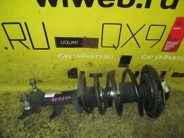 Стойка амортизатора на Nissan Primera Wagon WTP12 QR20DE
