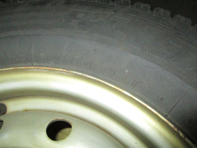 шины BRIDGESTONE BLIZZAK VL1 185/0R14LT6P