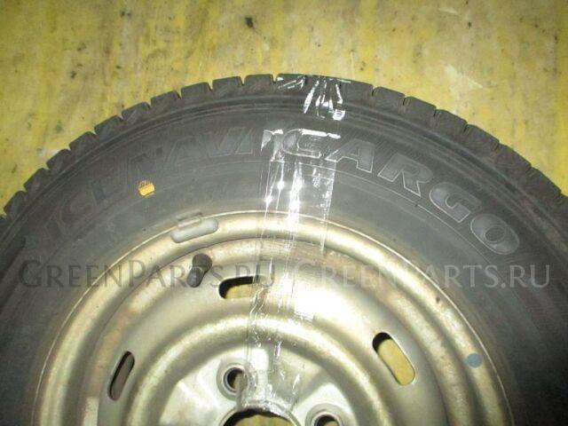 шины GOODYEAR ICE NAVI CARGO 145/0R12LT6P зимние