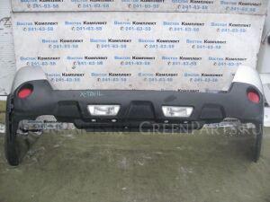 Бампер на Nissan X-Trail NT31
