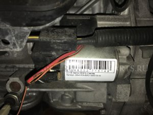 Стартер на Mazda Demio DE3FS ZJ-VE M000T36771