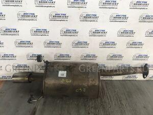 Глушитель на Honda Stream RN3 K20A