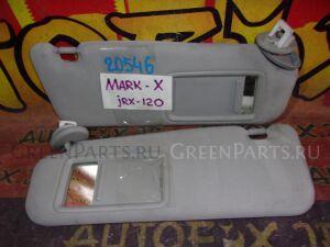 Козырек на Toyota Mark X GRX120