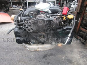 Двигатель на Subaru Legacy BP5 EJ20T