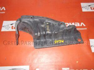 Защита двигателя на Mazda Demio DW3W