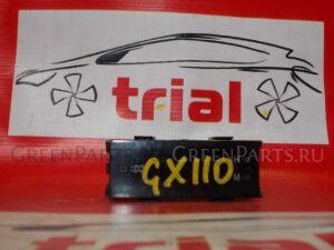 Часы на Toyota Mark II GX110 1G-FE