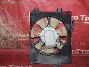 Диффузор радиатора на Toyota Ipsum SXM10G 3S-FE