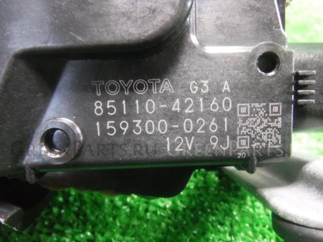 Мотор привода дворников на Toyota Vanguard ACA33W 2AZ-FE