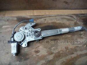Стеклоподъемный механизм на Mazda Bongo SLP2M L8
