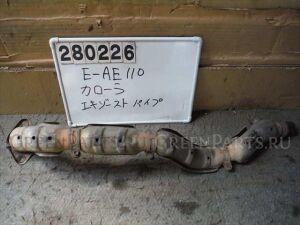 Глушитель на Toyota Corolla AE110 5A-FE