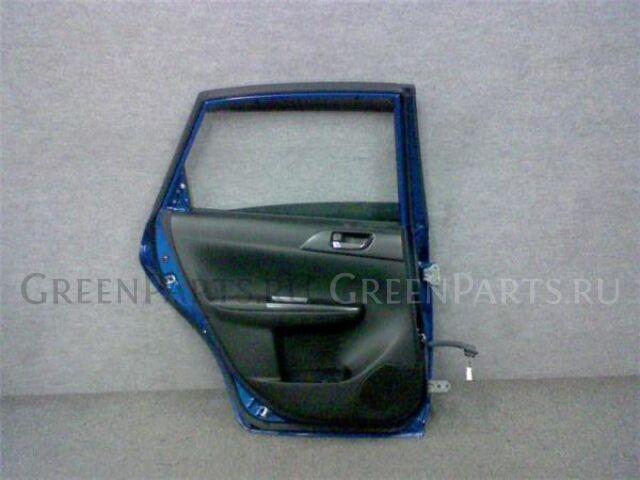 Дверь боковая на Subaru Impreza GVB EJ207