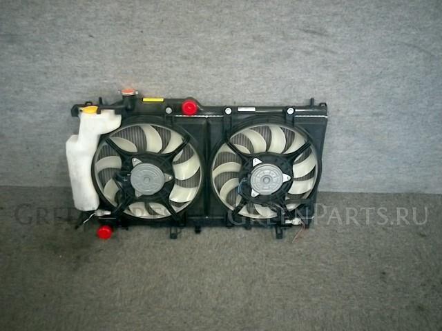 Радиатор двигателя на Subaru Forester SJ5 FB20ASZHZA