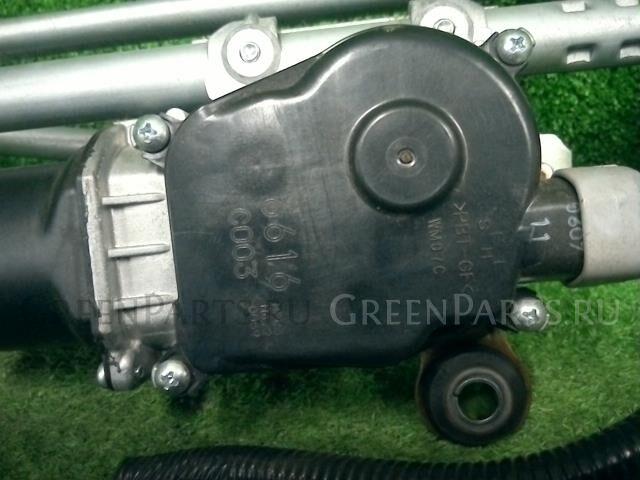 Мотор привода дворников на Nissan Teana L33 QR25DE