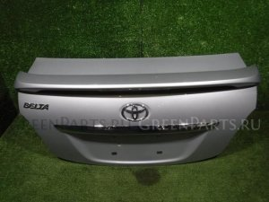 Крышка багажника на Toyota Belta SCP92 2SZ-FE