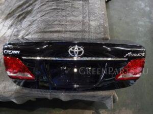 Крышка багажника на Toyota Crown GRS204 2GR-FSE
