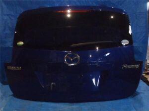 Дверь задняя на Mazda Premacy CREW LFVE