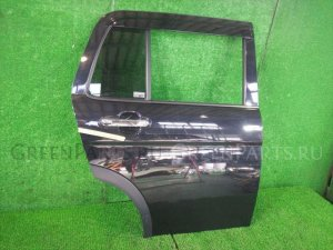 Дверь боковая на Suzuki Lapin HE33S R06A-DE
