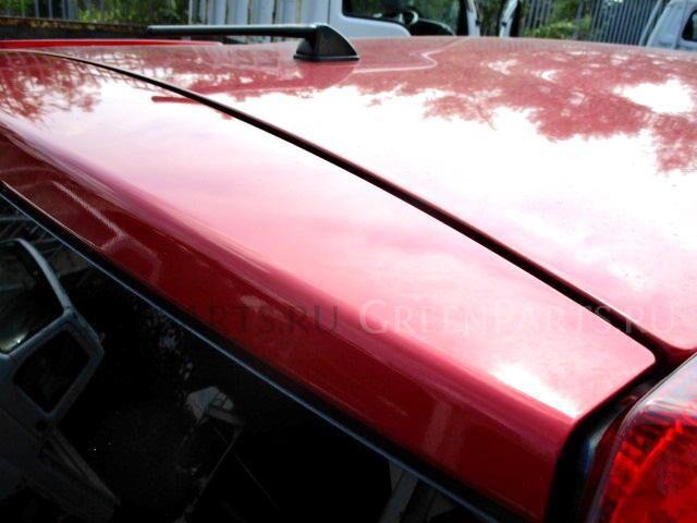Дверь задняя на Nissan Note E11 HR15DE
