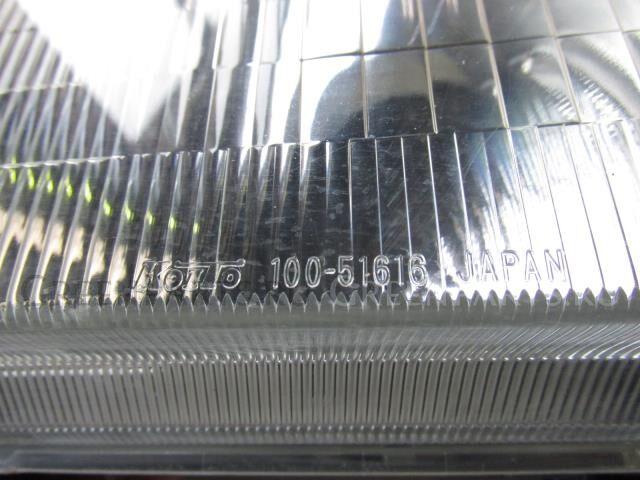 Фара на Daihatsu Hijet S210V EF-VE 100-51616